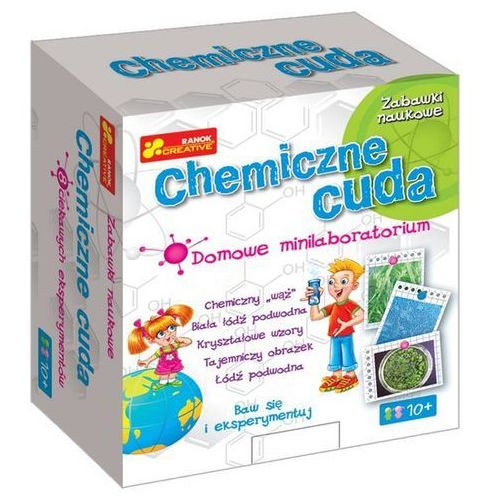 Domowe minilaboratorium - Chemiczne cuda, 68014603513AK (1892838)