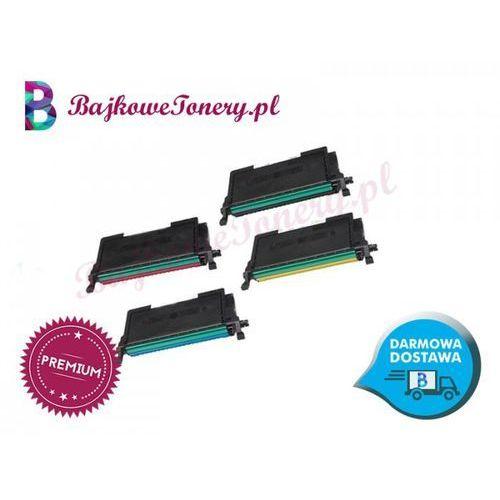 Toner premium zamiennik do samsung clt-c5082l, niebieski, clp-620, clp-670, clx-6220
