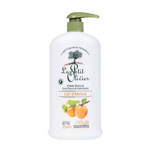 Le petit olivier shower apricot milk krem pod prysznic 750 ml dla kobiet (3549620007633)