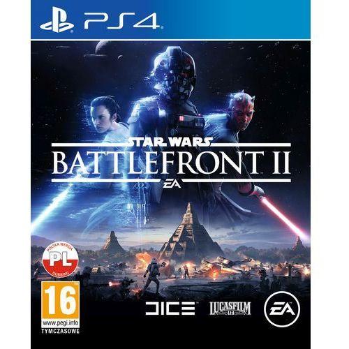 OKAZJA - Star Wars Battlefront 2 (PS4)