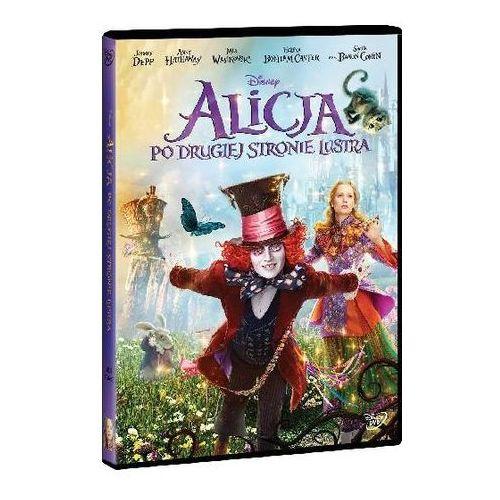 Alicja po drugiej stronie lustra (DVD) - James Bobin DARMOWA DOSTAWA KIOSK RUCHU