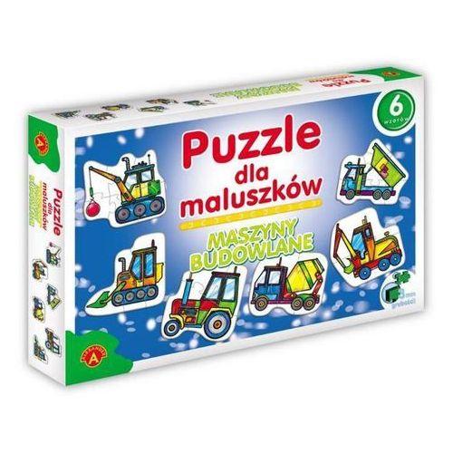 Alexander Puzzle dla maluszków budowlane (5906018005417)