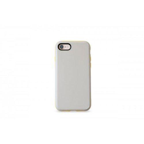 KMP Sporty Case do iPhone 7/8 szaro-żółte >> PROMOCJE - NEORATY - SZYBKA WYSYŁKA - DARMOWY TRANSPORT OD 99 ZŁ! (4057652002346)