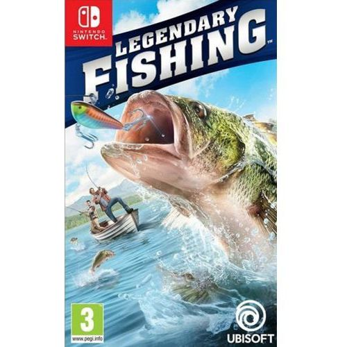 LEGENDARY FISHING EXP NSwitch (3307216079323)