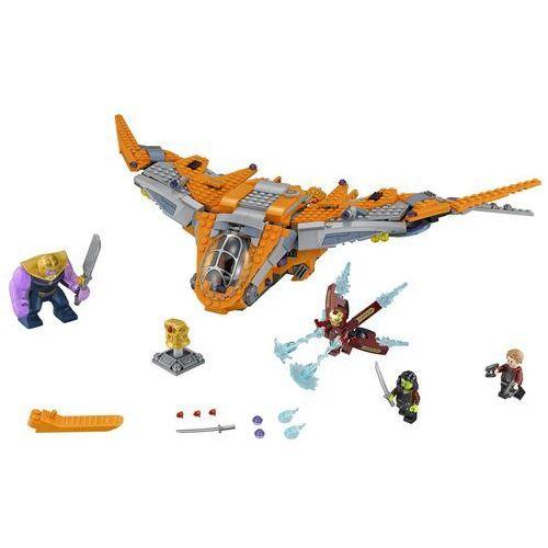 Lego SUPER HEROES Thanos: ostateczna walka thanos: ultimate battle 76107 - BEZPŁATNY ODBIÓR: WROCŁAW!