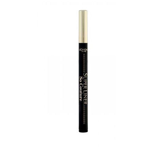 L'Oréal Paris Super Liner So Couture eyelinery Black (Waterproof Eyeliner) 0,28 g
