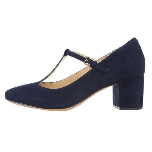 orabella fern heels niebieski 36, Clarks