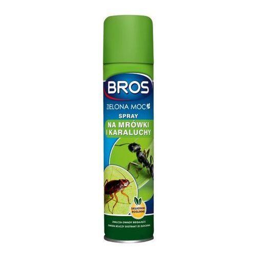 Spray na mrówki i karaluchy Bros 300 ml