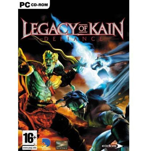 Legacy of Kain Defiance (PC)
