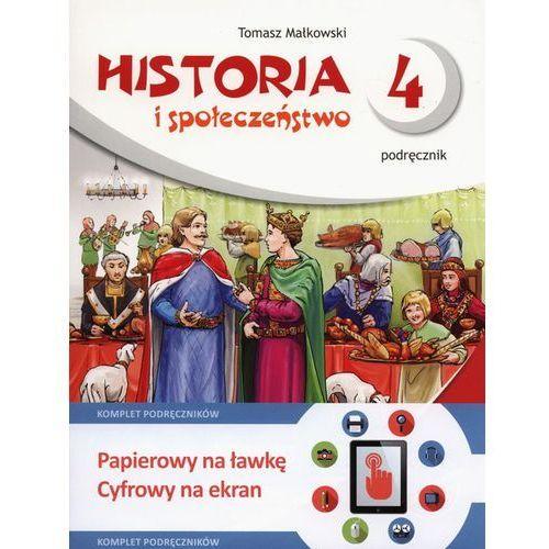 WEHIKUŁ CZASU 4 SP PODRĘCZNIK + CD 2012 (2012)