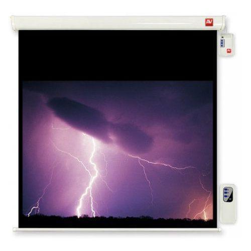 Avtek  ekran elektryczny video electric 200bt/4:3/195x146.5cm/matt white - bez zakładania konta - ekspresowe zakupy! + wysylka gratis!