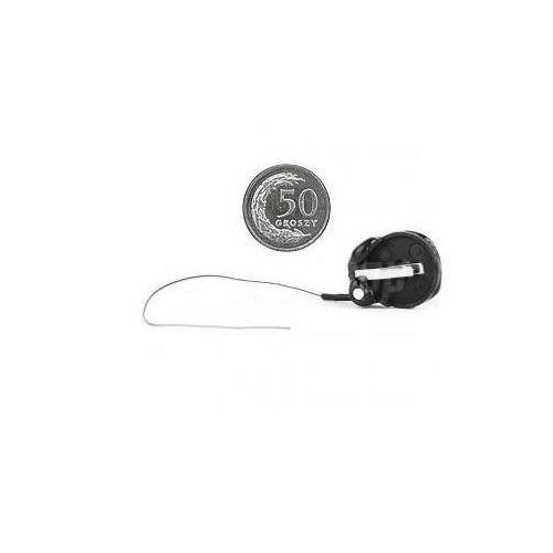 Kwarcowa Mini-Pluskwa Podsłuchowa do Pomieszczeń, Aut... + Regulacja Czułości + Wbudowany Magnes., 5907743662