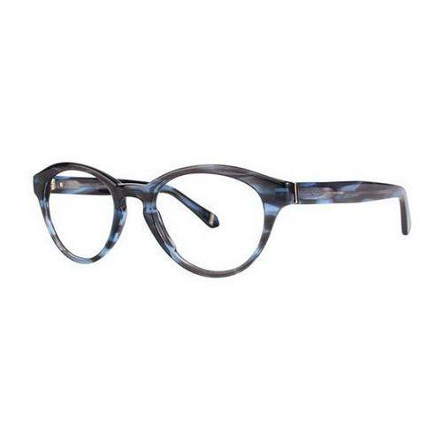 Okulary Korekcyjne Zac Posen EVELYN Blue