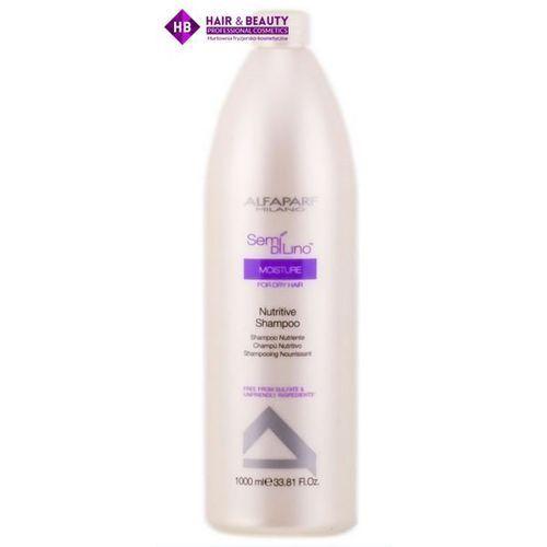 Alfaparf  semi di lino moisture, szampon nawilżający do włosów suchych 1000 ml (8022297013060)