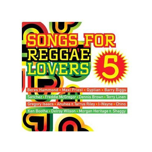 Różni Wykonawcy - Songs For Reggae Lovers 5