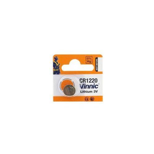 Vinnic Bateria litowa cr1220