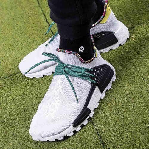 Buty sportowe męskie adidas x Pharrell Williams SOLARHU NMD (EE7583), kolor wielokolorowy