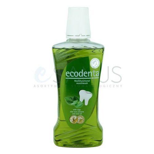 płyn do płukania jamy ustnej z ekstraktem z szałwii 480 ml marki Ecodenta