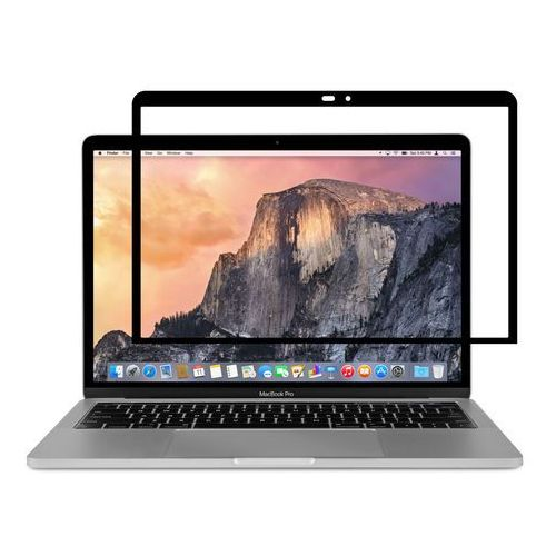 "Moshi ivisor ag matowa folia ochronna na ekran do macbook pro 13"" (2019/2018/2017/2016) / macbook air 13"" retina (2019/2018) (clear matte)"
