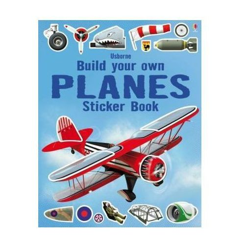 Build Your Own Planes Sticker Book (9781409564485)