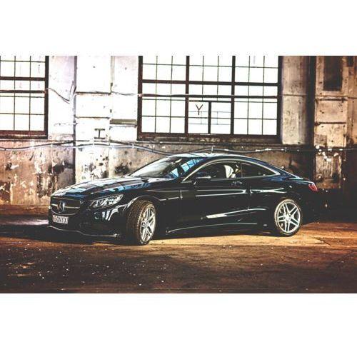 Jazda Mercedes S500 Coupe - Jastrząb k. Kielc \ 3 okrążenia