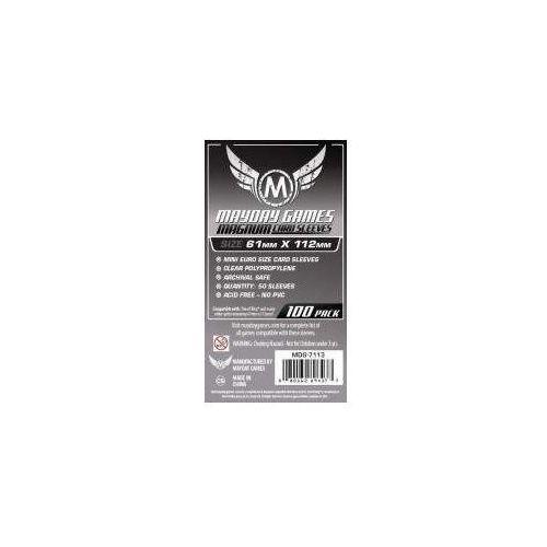 Koszulki Magnum Platinum 61x112 (100szt) MAYDAY