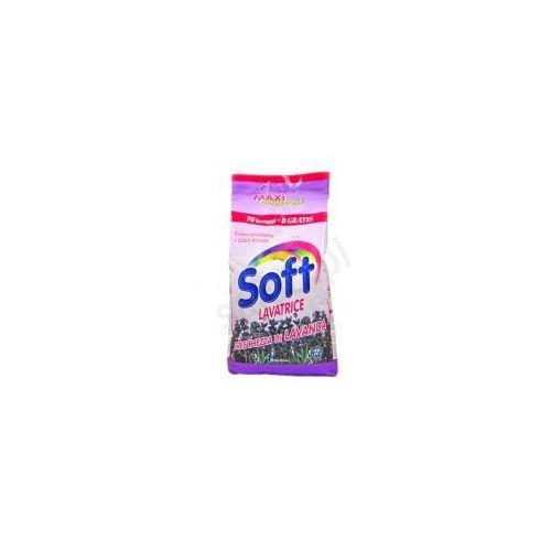 Soft - proszek do prania o zapachu lawendowym - 78 prań