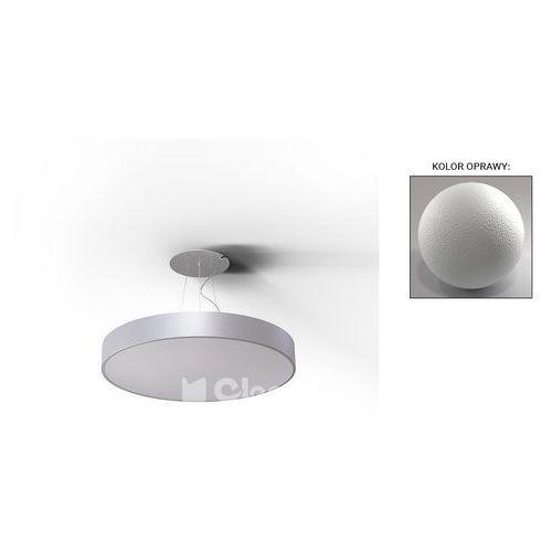 Lampa wisząca Cleoni Aba 500 4x23W E27 biały mat 1267ZC1AE4117 (5907736429592)