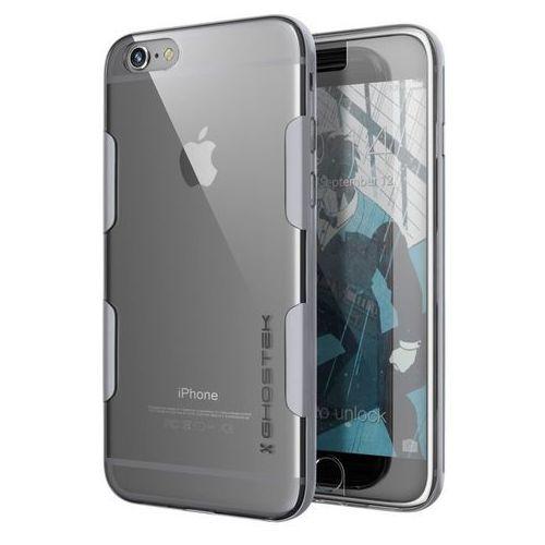 cloak apple iphone 6/6s plus silver + szkło marki Ghostek