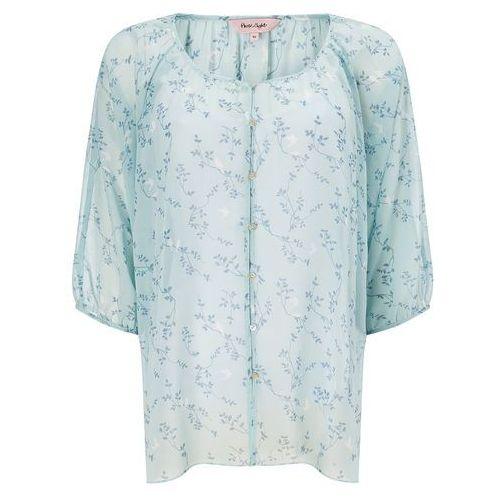 della bird print button blouse marki Phase eight