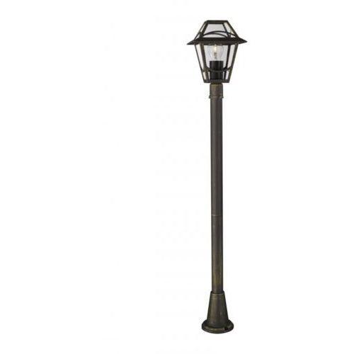 MASSIVE BABYLON Lampa stojąca czarnyBrush 1x60W 230V E27 15423/42/10