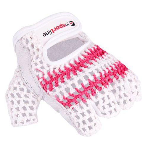 Damskie rękawiczki do ćwiczeń fitness gufa, l marki Insportline