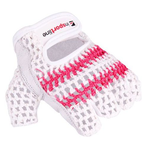 Damskie rękawiczki do ćwiczeń fitness inSPORTline Gufa, XS