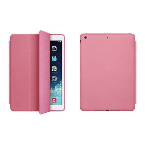 4kom.pl Smart case etui do ipad air różowy - różowy