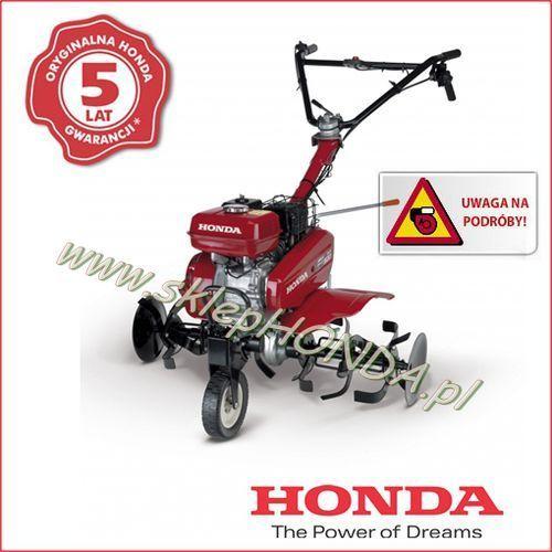 Nowość!  fj 500 der glebogryzarka (90cm) / profi + olej + dostawa gratis marki Honda