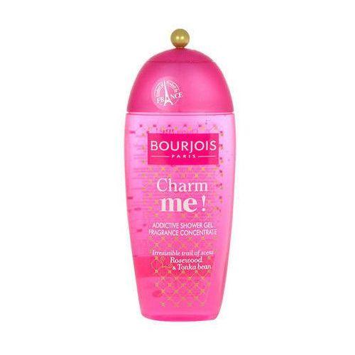 Bourjois paris  charm me addictive shower gel 250ml w żel pod prysznic