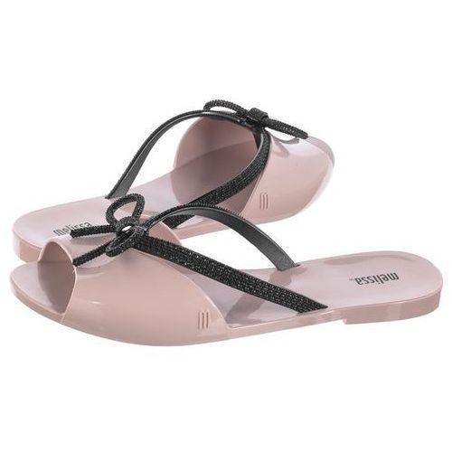 Melissa Japonki ela chrome ad 32498/51647 pink/black (ml125-a)
