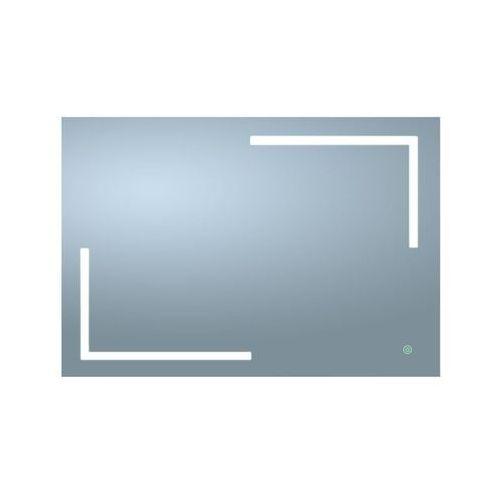 Lustro łazienkowe z oświetleniem wbudowanym SIENNA 80 x 60 VENTI (5907722357700)