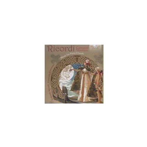 Ricordi Carnaval Venetien (Płyta CD) (5028421951584)