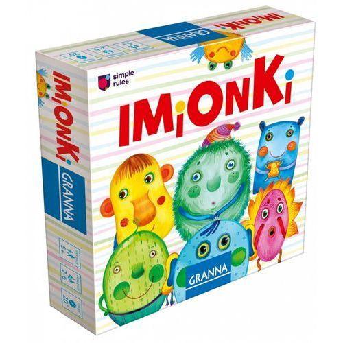Imionki - marki Granna