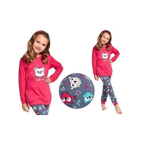 Piżama dziecięca ola: fuksja marki Cornette
