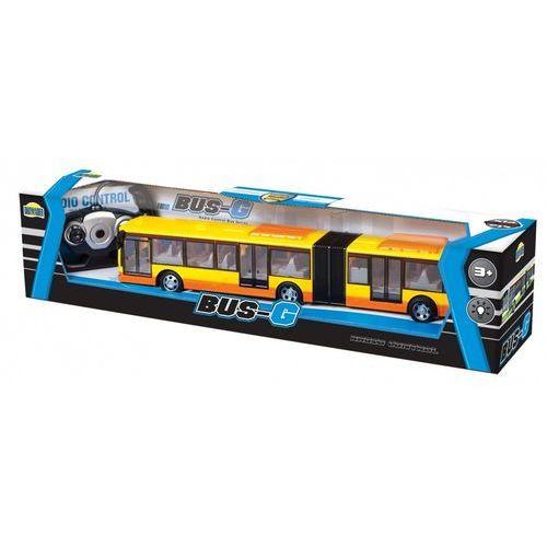 Autobus przegubowy na radio z pakietem - drogo? negocjuj na stronie! marki Dromader