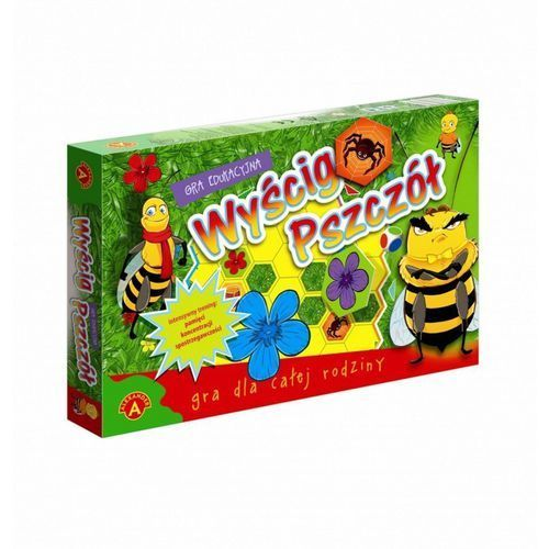 Alexander Gra wyścig pszczół (5906018013375)