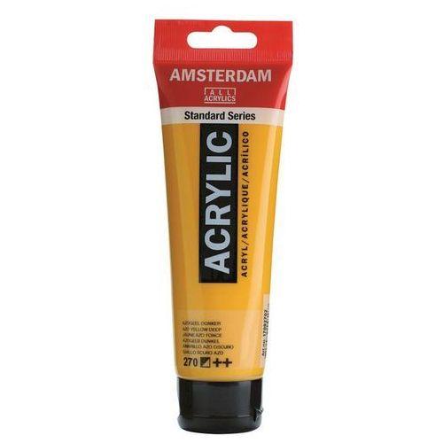 Talens Amsterdam Acryl Farba 270 Azo YellDp 120ml
