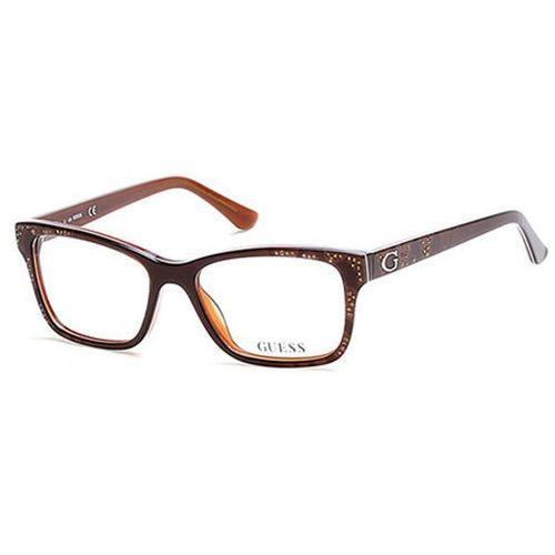 Okulary Korekcyjne Guess GU 2553 050 z kategorii Okulary korekcyjne