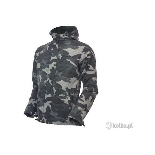 Surplus Kurtka damska windbreaker zipper blackcamo
