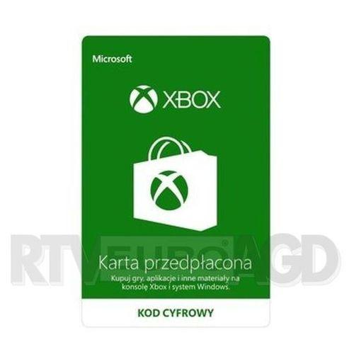 Doładowanie xbox live 40 pln [kod aktywacyjny] marki Microsoft