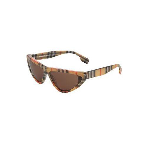 Burberry okulary przeciwsłoneczne beżowy