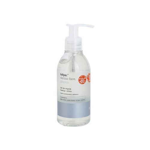 Tołpa Dermo Face Physio żel do mycia do twarzy i okolic oczu (Hypoallergenic) 195 ml