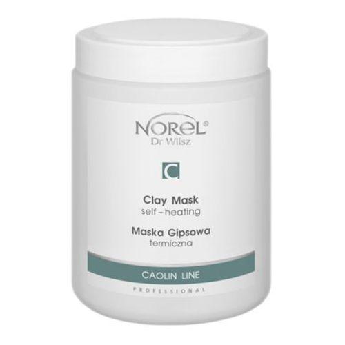 OKAZJA - Norel (dr wilsz) clay mask self-heating termiczna maska gipsowa (pn243)